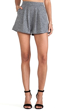 Stormy Shorts in Grey Marle