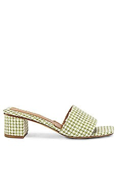 Meadow Houndstooth Sandal JAGGAR $145