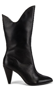 Pinnacle Leather Boot JAGGAR $288 NEW ARRIVAL
