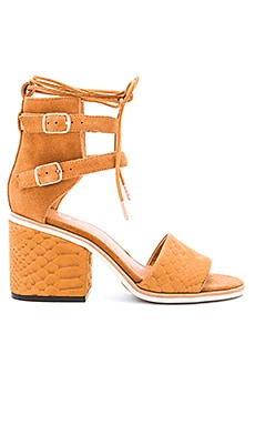 True Lover Heel in Cognac