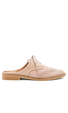 Capsule Cow Hair Oxford in Nude