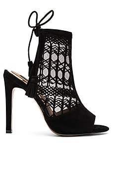 Laser Heel in Black
