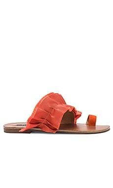 Gathered Sandal