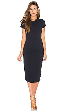 Classic Skinny Dress in French Navy