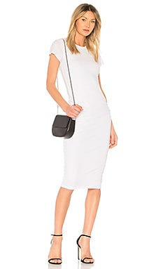 Classic Skinny Dress James Perse $225