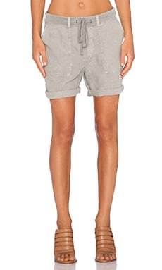 James Perse Surplus Short in Shadow