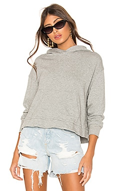 SUDADERA RELAXED CROP James Perse $165