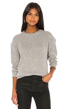Oversized Cashmere Pullover James Perse $375