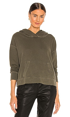 SWEAT À CAPUCHE RELAXED James Perse $108