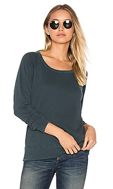Classic Raglan Sweatshirt in Laurel