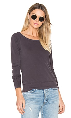 Classic Raglan Sweatshirt in Fig