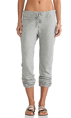 Vintage Cotton Genie Sweat Pant in Heather Grey