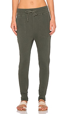 James Perse Slouchy Sweatpant in Cypress