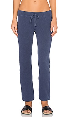James Perse Genie Sweatpant in Washington