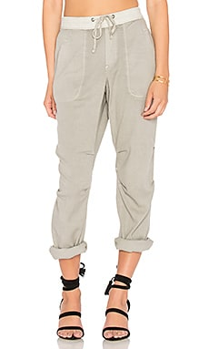 Twill Jogger Pant in Dapple