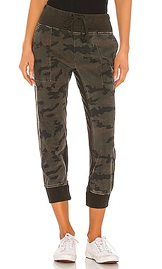 Camo Sweat Pant James Perse $295