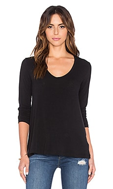 A-Line Long Sleeve Tee