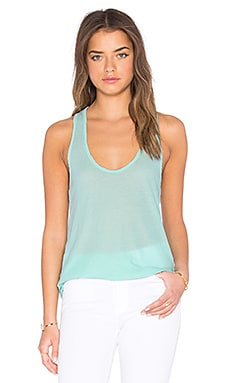 High Hauge Jersey Tank in Taffy