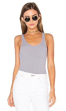 The Daily Tank in Soft Lavender