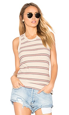 Retro Stripe Tank