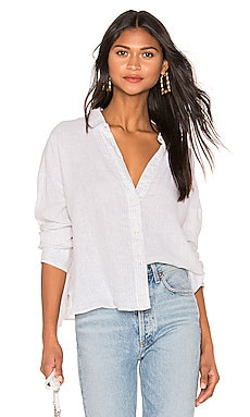 Relaxed Drape Shirt James Perse $185