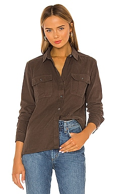 Double Pocket Shirt James Perse $117