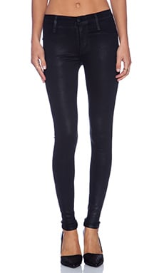 James Jeans James Twiggy Dancer Legging in Oil Slicked