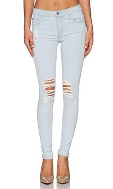 James Jeans James Twiggy 5-Pocket Legging in Sorbet