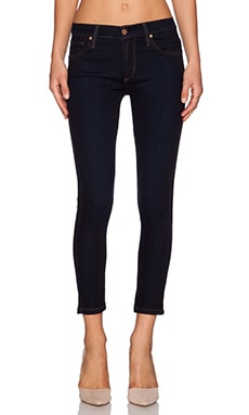 James Jeans James Twiggy 5-Pocket Ankle Legging in Solstice