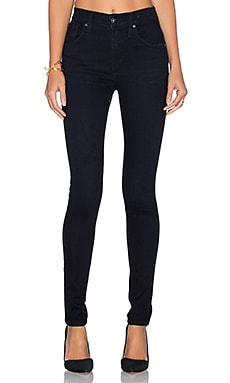 James Jeans High Class Skinny in Solstice