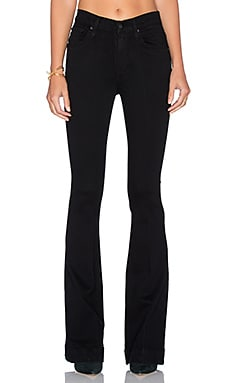 James Jeans Shayebel Classic Flare in Black Swan