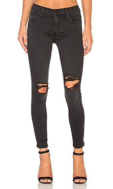 James Jeans Twiggy Ankle in Blacked Out