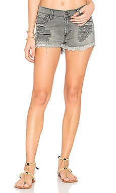 Salty Distressed Short