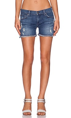 James Jeans Shorty Slouchy Fit Boy Short in Indio
