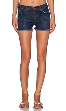 James Jeans Slim Raw Hem Short in Cabana