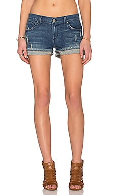 James Jeans Shorty in Indio Blue