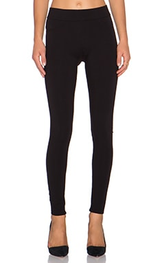 James Jeans James Twiggy Slip On Legging en Noir