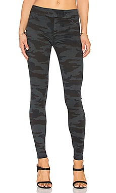 James Jeans James Twiggy Slip-On Legging in Camoflague
