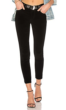 PANTALON EN VELOURS TWIGGY