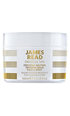 BÁLSAMO BRONCEADOR PARA CARA Y CUERPO COCONUT MELTING James Read Tan $35