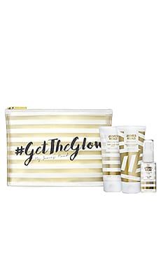 Get the Glow Gradual Tan Discovery Kit James Read Tan $31