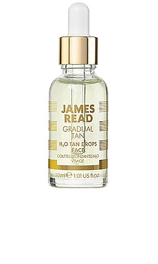 AUTOBRONCEADOR FACIAL H2O TAN FACE DROPS James Read Tan $35
