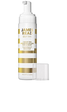 1 Hour Tan Bronzing Mousse James Read Tan $44 BEST SELLER