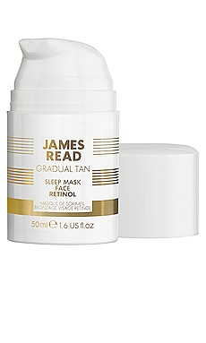 Sleep Mask + Retinol James Read Tan $39
