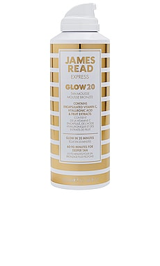 Glow 20 Body Tanning Mousse James Read Tan $39
