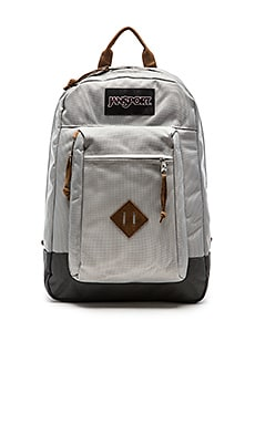 Jansport Reilly in Grey Rabbit