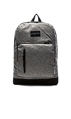 Jansport x I Love Ugly Right Pack DE in Heather