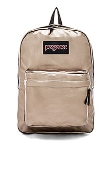 Jansport Super FX in Pewter Metallic Coat