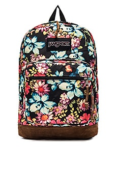 Jansport Right Pack in Multi Garden Delight