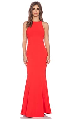 Camelita Maxi Dress in Red